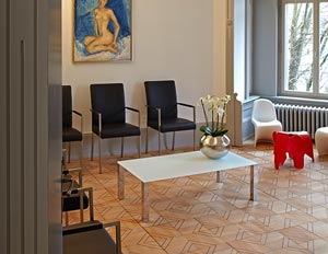 Wartezimmer Lucerne Aesthetic